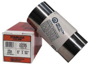 Precision Brand Stainless Steel Shim Stock Rolls - 22l8   .008 ss shimstock 6''x50