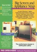 Ready America Quakehold Big Screen & Appliance Strap 4508