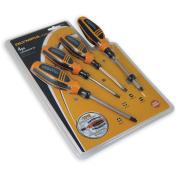 Olympia Tools 4pc Screwdriver Set, 22-613