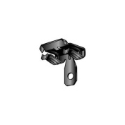 Morris Products Spring Steel Flange Beam Clamp with 0.31''-0.5'' Flange