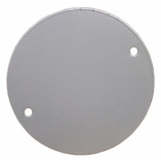Morris Products 4'' Round Weatherproof Covers with Blank Grey