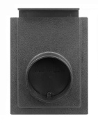 Big Horn 11259 6.4cm Plastic Blast Gate