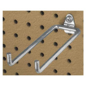 Triton Products Llc 318 2.19 in. DuraHook Double Rod Hook