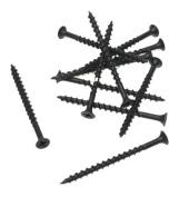Grip Rite 212CDWS1 0.5kg 6.4cm Black Coarse Drywall Screws