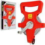 Trademark Tools 100' Fibreglass Measuring Tape