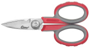 Clauss 13.3cm Stainless Shears with Wire Cutting Notch