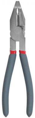 Clauss 21cm Titanium Bonded Linesman Plier with Cushion Grips