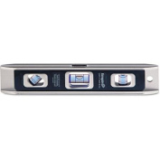 Empire em81 Series True Blue Magnetic Torpedo Level, 25.4cm Long, Aluminium, Tri-Vial