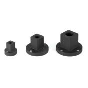 GREY PNEUMATIC 103RA Reducing Adapter Set,Sleeve,3 pcs. G5287567