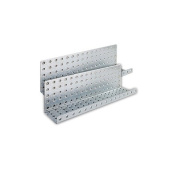 Alligator Board Steel Pegboard Shelves