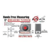 Steck Manufacturing 36000 Measure N Stick Tape Measure