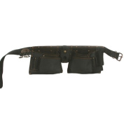 Style N Craft Oiled Top Grain Leather 10 Pocket Tool Belt
