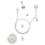 Speakman SentinelPro Thermostatic Complete Shower System