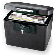 SentrySafe Model 1170 Fire-Safe Security File, Black