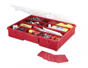 Stack-On 17 Compartment Storage Box