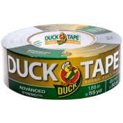 Duck Brand Professional Grade Duct Tape, 55 yds, Silver