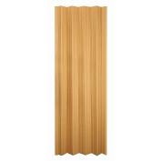 HomeStyles Regent Vinyl Accordion Door, 90cm x 200cm , Oak