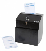 Adir Corp. 631 Steel Suggestion-Key Drop Box