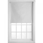Levolor SRSMWD3706601D 90cm . X 170cm . Room Darkening Window Shade, White