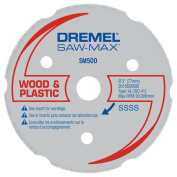 For For For For For For For For For Dremel SM500 7.6cm Multi-Purpose Carbide Wheel