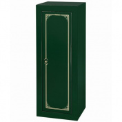 Stack-On 14 Gun Steel Security Cabinet in Green