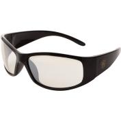 Smith & Wesson Elite Safety Eyewear, Black Frame, Indoor/Outdoor Lens