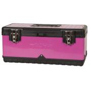 The Original Pink Box 20'' Steel Tool Box