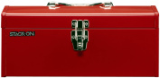Stack-On 40.6cm Metal Hip Roof Tool Box