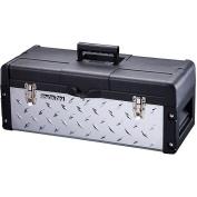 Stack-On Professional 70cm Galvanised/Plastic Tread Plate Tool Box