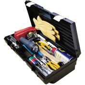 Stack-On 48cm Road Box Tool Box, Black