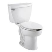 AMERICAN STANDARD 3445J101.020 Toilet Bowl,For Top Spud Flushometer G5572528