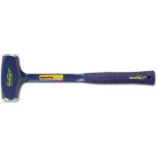 Estwing B3-1.81kg Drilling Hammer, 1.81kg, 27.9cm Tool Length, Shock Reduction Grip