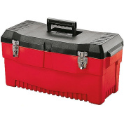 Stack-On 60cm Professional Tool Box, Red