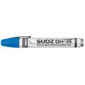 Dykem SUDZ OFF Detergent Removable Temporary Markers - 44 blue action marker detergent removable