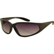 Smith & Wesson 38 Special Safety Eyewear, Black Frame, Smoke Lens