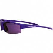 Smith & Wesson Equaliser Safety Eyewear, Blue Frame, Blue Mirror Lens