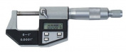 Central Tools 3M301 0 - 1-inch and 0 - 25mm Range Digital Micrometre