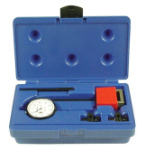 Central Tools 6410 0-100mm Range Dial Indicator Set - 1.00-inch