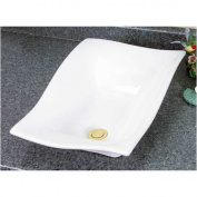Barclay Carusso Wave Above Counter Basin