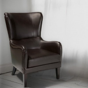 Home Loft Concept Lorenzo Leather Chair