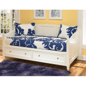 Home Styles Naples Storage Daybed, White
