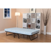 Dorel Folding Guest Bed with 12.7cm Mattress, Twin