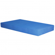 Spa Sensations 13cm Memory Foam Twin Youth Mattress, Multiple Colours
