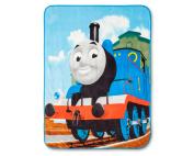 Thomas the Train 150cm x 130cm Fleece Throw