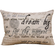 Better Homes and Gardens Sentiments Oblong Pillow
