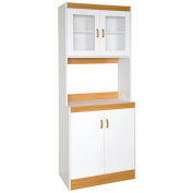 Home Source Industries Microwave Cart