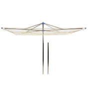 Moerman Laundry Solutions 88380 Parallel Style Outdoor Clothes Dryer - 184 Feet of Clothesline