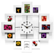 Infinity Instruments Time Capsule 40cm Wall Clock