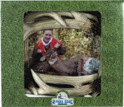 Rivers Edge Products 10cm x 15cm Deer Antler Picture Frame