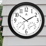 Infinity Instruments-The Definitive Indoor/Outdoor 60cm . Wall Clock